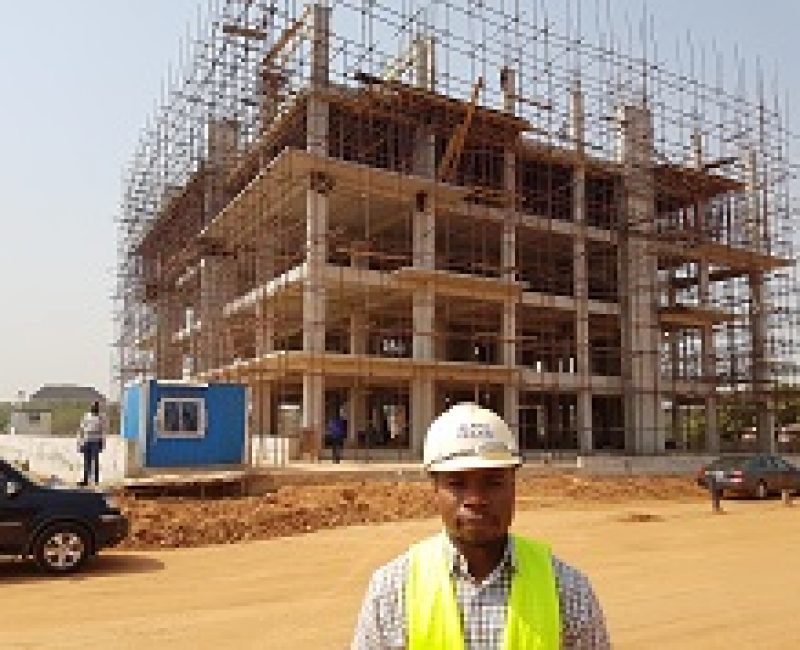 Installations at Barumark Estate, Abuja